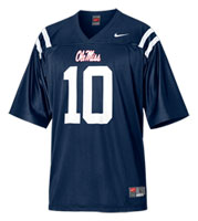 Ole Miss Football Jersey