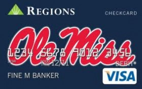 Ole Miss Credit Card